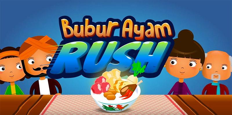BUBUR AYAM RUSH